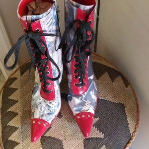 Vera Gomma boots